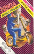 Ninja Scooter Simulator per Sinclair ZX Spectrum
