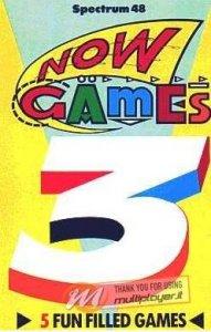 Now Games 3 per Sinclair ZX Spectrum
