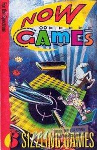 Now Games per Sinclair ZX Spectrum