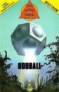 Odd Ball per Sinclair ZX Spectrum