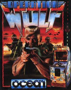 Operation Wolf per Sinclair ZX Spectrum