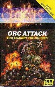 Orc Attack per Sinclair ZX Spectrum