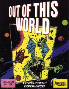 Out of This World per Sinclair ZX Spectrum