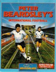 Peter Beardsley's International Football per Sinclair ZX Spectrum
