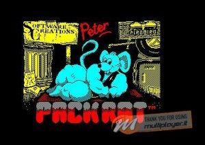 Peter Pack Rat per Sinclair ZX Spectrum