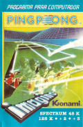Ping Pong per Sinclair ZX Spectrum