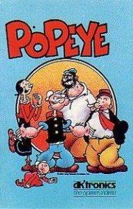 Popeye per Sinclair ZX Spectrum