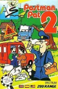 Postman Pat 2 per Sinclair ZX Spectrum