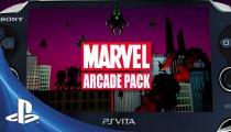 LittleBigPlanet Vita - Il trailer del Marvel Arcade Pack