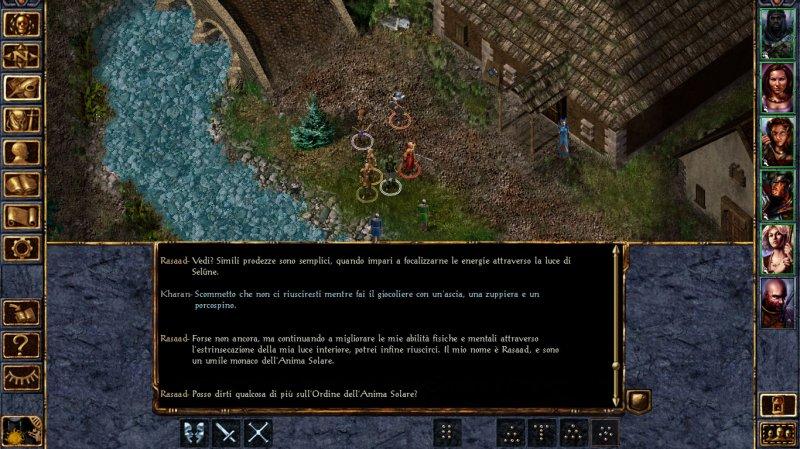 In arrivo la traduzione italiana ufficiale per Baldur's Gate: Enhanced Edition