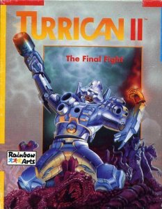 Turrican 2 per Sinclair ZX Spectrum