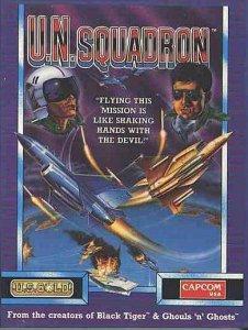 UN Squadron per Sinclair ZX Spectrum