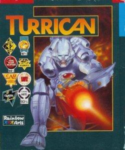 Turrican per Sinclair ZX Spectrum