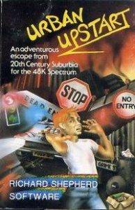 Urban Upstart per Sinclair ZX Spectrum