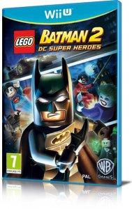 LEGO Batman 2: DC Super Heroes per Nintendo Wii U