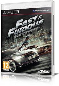 Fast & Furious: Showdown per PlayStation 3
