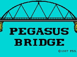 Pegasus Bridge per Sinclair ZX Spectrum