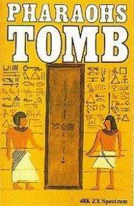Pharaoh's Tomb per Sinclair ZX Spectrum