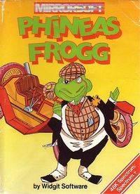 Phineas Frogg per Sinclair ZX Spectrum