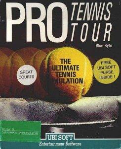Pro Tennis Tour per Sinclair ZX Spectrum