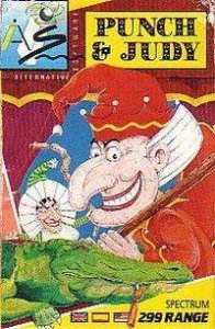 Punch & Judy per Sinclair ZX Spectrum