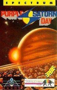 Purple Saturn Day per Sinclair ZX Spectrum