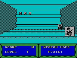 Q's Armoury per Sinclair ZX Spectrum