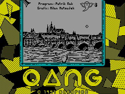 Qang per Sinclair ZX Spectrum