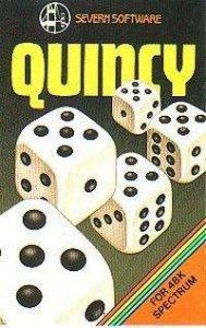 Quincy per Sinclair ZX Spectrum