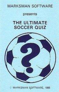 Ultimate Soccer Quiz per Sinclair ZX Spectrum