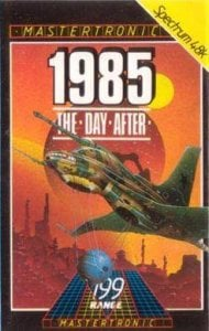1985: The Day After per Sinclair ZX Spectrum