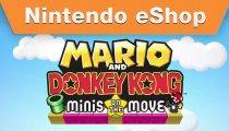 Mario and Donkey Kong: Minis on the Move - Trailer di presentazione
