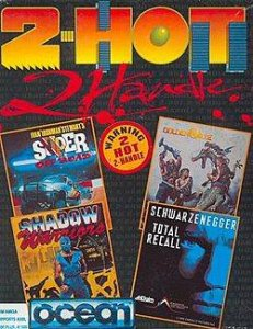 2 Hot 2 Handle per Sinclair ZX Spectrum