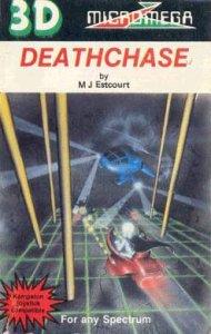 3D Deathchase per Sinclair ZX Spectrum