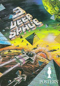 3-Deep Space per Sinclair ZX Spectrum