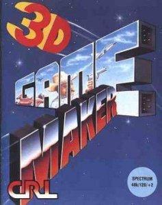 3D Game Maker per Sinclair ZX Spectrum
