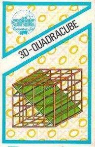 3D Quadracube per Sinclair ZX Spectrum