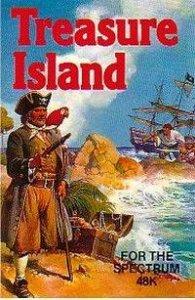 Treasure Island per Sinclair ZX Spectrum