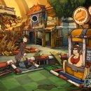 Tre scatti inediti per Goodbye Deponia, il primo episodio è in offerta su Steam