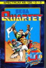 Quartet per Sinclair ZX Spectrum