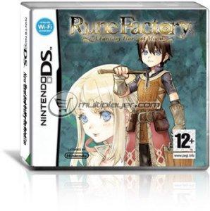 Rune Factory: A Fantasy Harvest Moon per Nintendo DS