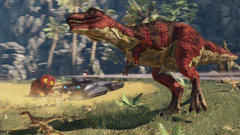Un nuovo Jurassico