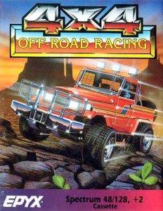 4x4 Off-Road Racing per Sinclair ZX Spectrum