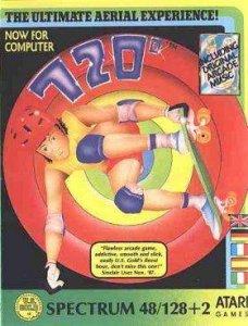 720° per Sinclair ZX Spectrum