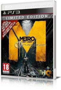 Metro: Last Light per PlayStation 3