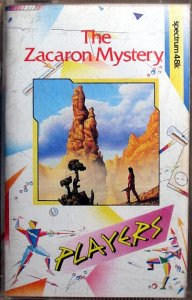 Zacaron Mystery per Sinclair ZX Spectrum