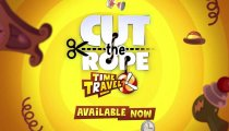 Cut the Rope: Time Travel - Trailer