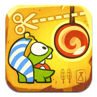 Cut the Rope: Time Travel per Android