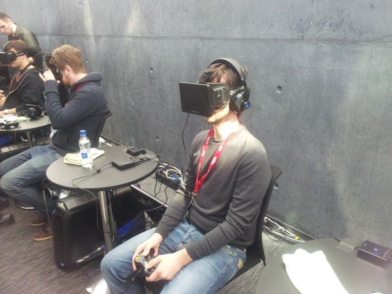 Navi spaziali e realtà virtuale