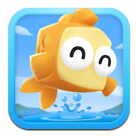 Fish Out of Water! per iPhone